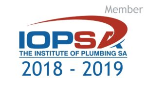 The Institute of Plumbing South Africa Logo for Member