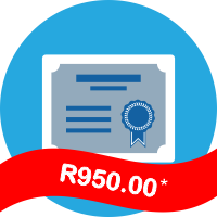 Certificate of compliance Special at R950